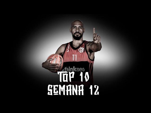 Top10 #NBBCaixa | Semana 12