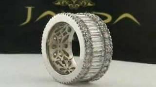 Diamond Eternity Women Wedding Band Anniversary Ring