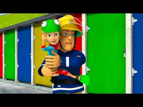 Fireman Sam New Episodes HD | Fishing day disaster - Episodes Marathon 🔥🚒 Kids Cartoon