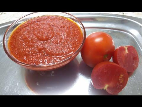 صورة  طريقة عمل البيتزا طريقه عمل الطماطم الكونكاسيه لعمل البيتزا مطبخ ساسى طريقة عمل البيتزا من يوتيوب