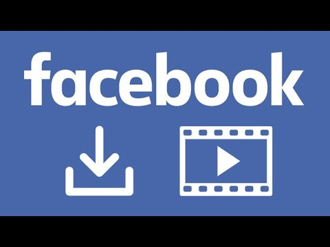 Comment télécharger les vidéos FACEBOOK en 2020