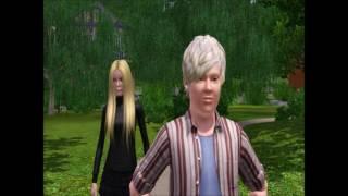 "The Sims 3 сериал ""Елиза"" 2 серия"