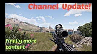 Arma 3 gameplay | Starkiller airsoft channel update