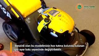 Stiga Combi 53 SQB 675 Brigss & Stratton Motorlu Çim Biçme Makinesi