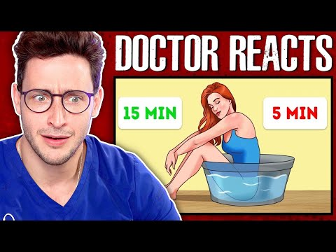 Doctor Reacts To Bizarre Health