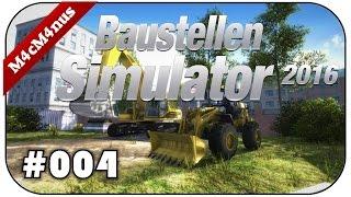 Baustellen Simulator 2016 #004 - Das Rathaus muss weg ★Construction Machines Simulator 2016