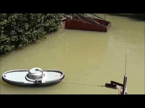New Carrousel-RAVE tug at Port Revel