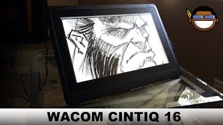 Wacom Cintiq 16 Review – Affordable Drawing Tablet