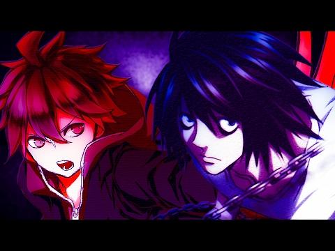 L vs Makoto Naegi - ANIME RAP BATTLE #3 !