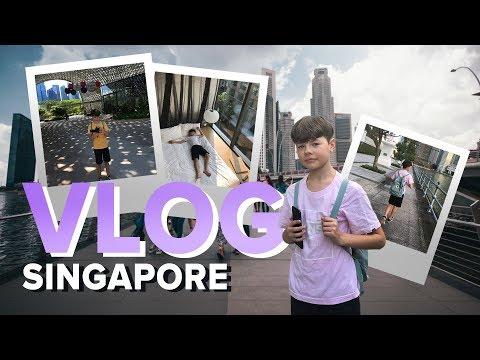 Singapore VLOG with Philias