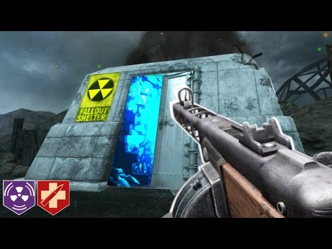 NUKETOWN ZOMBIES REMASTERED - EASTER EGG ENDING MOD! CoD Zom
