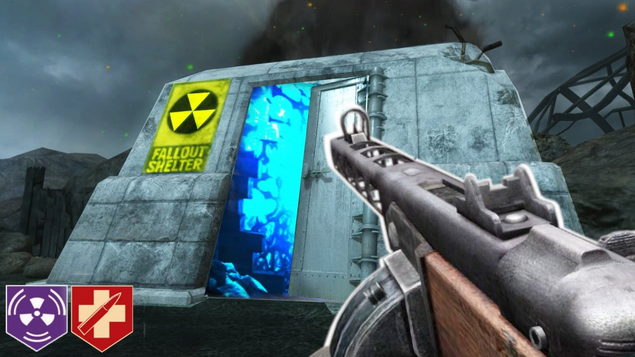 Nuketown Zombies Remastered Easter Egg Ending Mod Cod Zombies Bo2 Map Remake Youtube