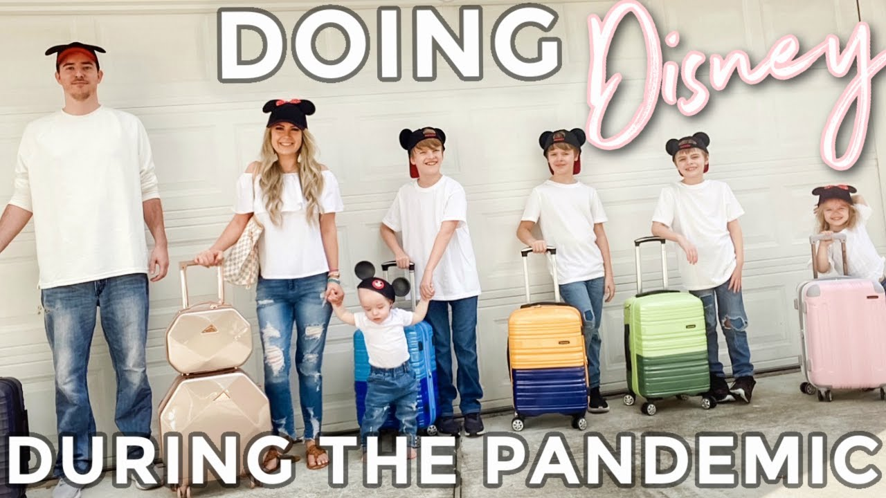 Download DISNEY WORLD PANDEMIC TRIP WITH 5 KIDS | November 2020 Disney vlog