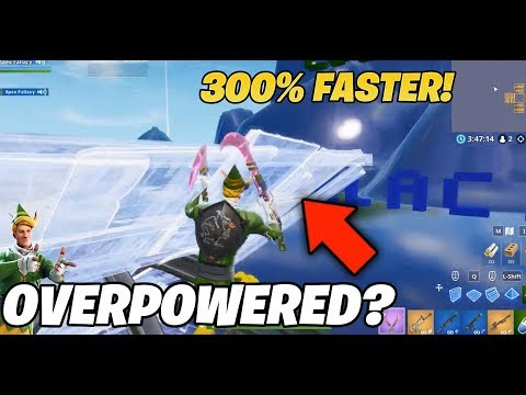 This Speed Boost Makes You 300% Faster...