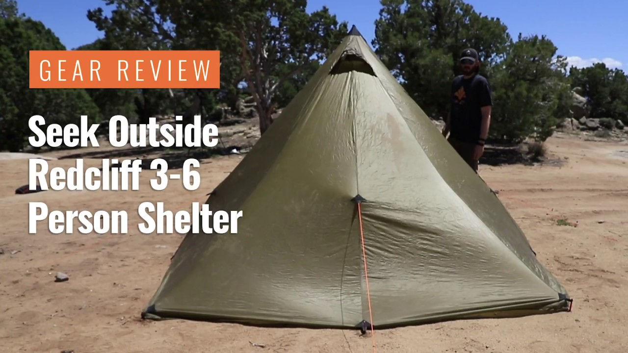 Gear Review Seek Outside Redcliff & Gear Review: Seek Outside Redcliff - YouTube