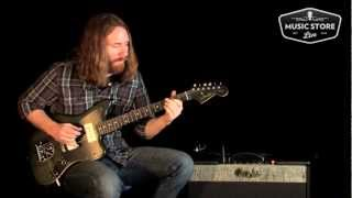 Fender Thurston Moore Jazzmaster Tone Review and Demo