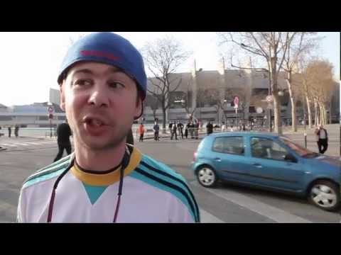 Urbania spécial PARISIENS - Guindon à Paris - Défi #3 - Escapade au Parc des Princes