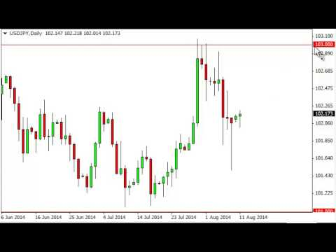 USD/JPY Technical Analysis for August 12, 2014 by FXEmpire.com