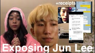 Gambar cover Everything You Need to Know About Jun Lee + Receipts