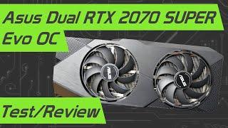 Wozu eine Strix? Asus Dual RTX 2070 SUPER Evo OC Test/Review