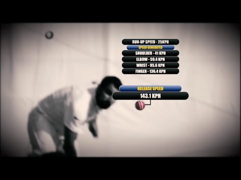 Fittest Fastest Strongest- Biomechanics of fast bowling decoded by Shayamal Vallabhjee