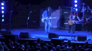 Slash/Chris Buck Blues Jam (Birmingham NIA 9.10.12)