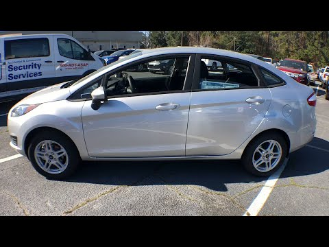Ford Fiesta Savannah, Richmond Hill, Pooler, Hilton Head, Bluffton, GA FA