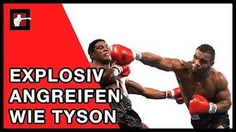 Darum hatte Mike Tyson so explosive Schläge! | Peek a Boo Stil