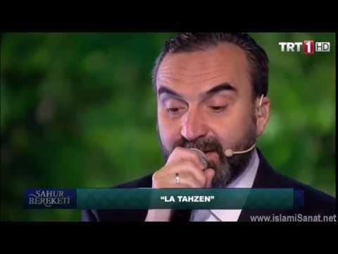 Senai Demirci / Lâ Tahzen (Üzülme) Şiiri / TRT Sahur Bereketi / Ramazan 4. Gün / 21.Haziran.2015