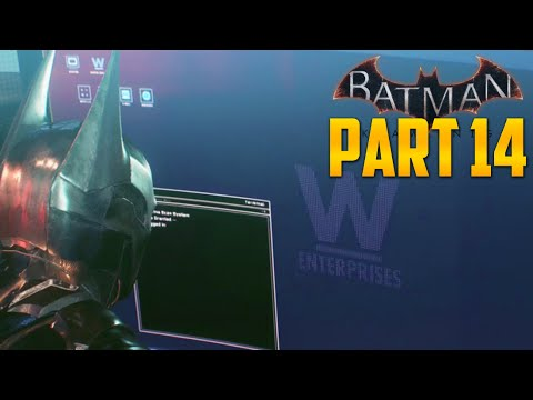 "Batman: Arkham Knight - Part 14 ""Its Probably 60Hz"" (Let's Play, Playthrough)"