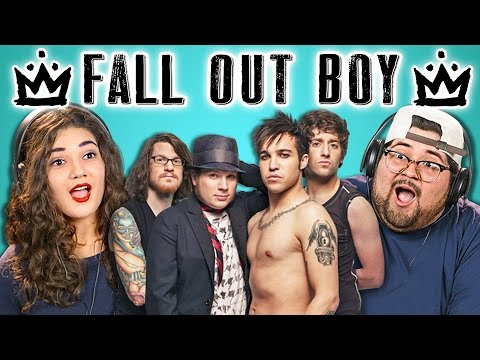 Thumbnail: COLLEGE KIDS REACT TO FALL OUT BOY