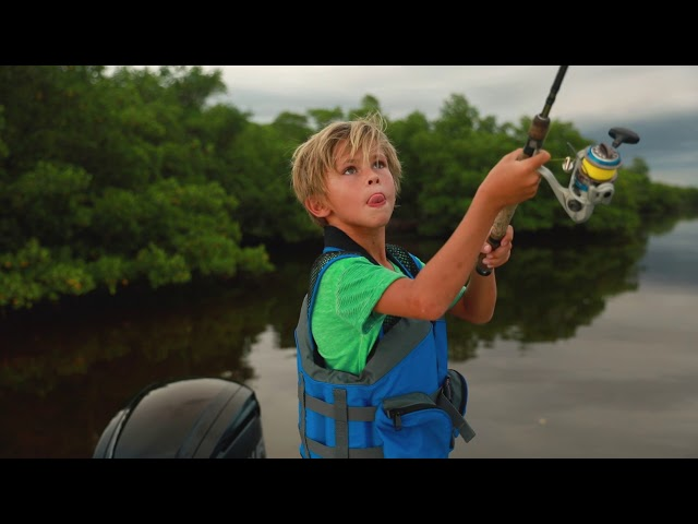 Bayliner: 18 Seconds Fighting the Big One