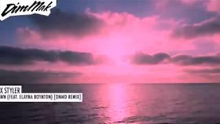 MAKJ Max Styler Knock Me Down Ft Elayna Boynton DNMO Remix Dim Mak Records