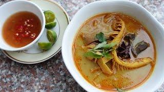 PHÁ LẤU - Vietnamese Stew with Organ Meats