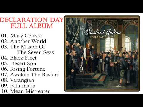 Bastard Nation - Declaration Day Album (2016)