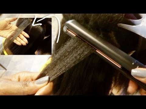 Affordable Flat Iron Review - Infiniti Pro by Conair