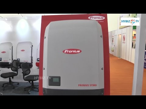 Fronius International GmbH Renew Expo Hyderabad