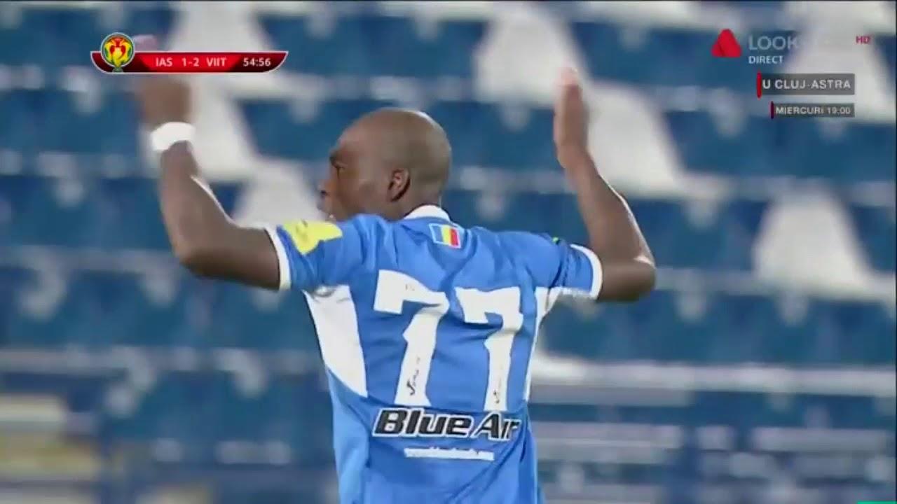 Poli Iasi - Viitorul: Sanoh reduce din diferenta in minutul 55! Cupa Romaniei Optimi