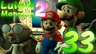 Let's Play Luigi's Mansion 2 - Part 33 - Ende gut, alles gut!