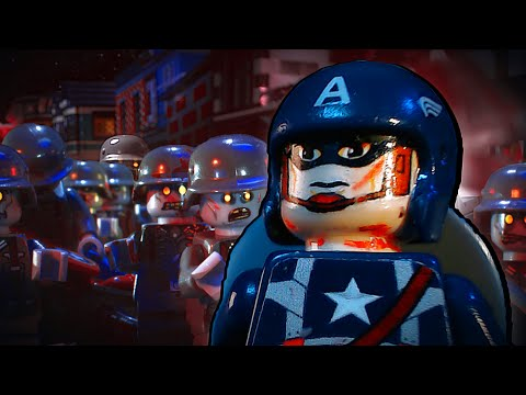 Lego Captain America 3: Nazi Zombies. This shit is as good as an Avengers movie