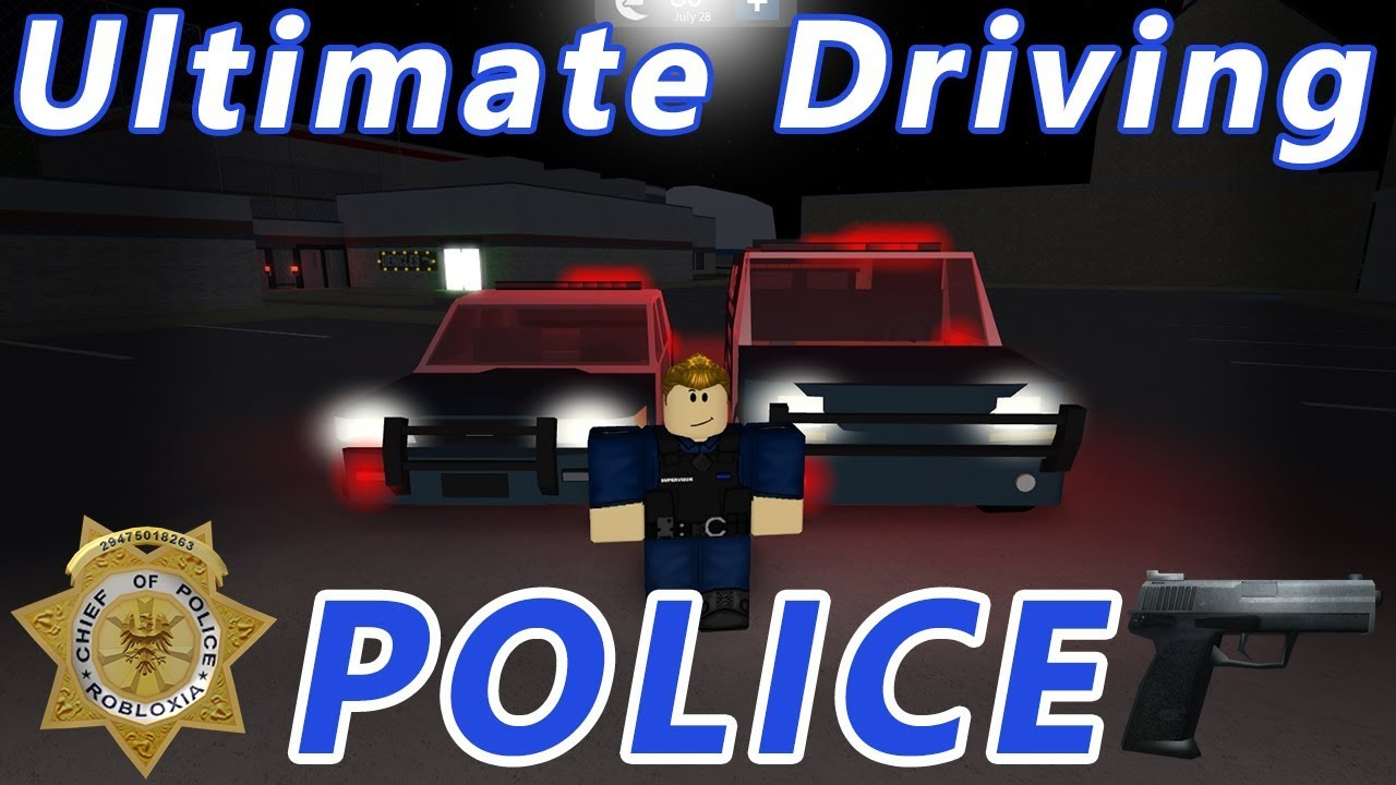 First Ctpd Patrol Roblox By William Shearn