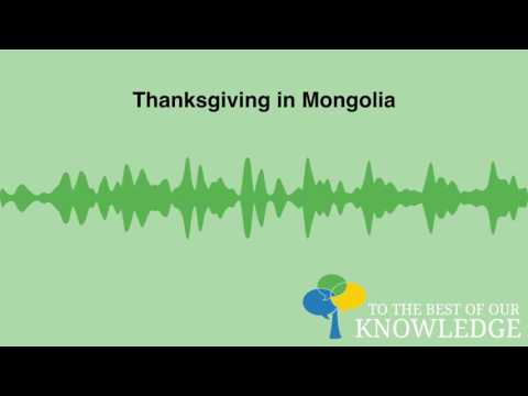 Ariel Levy on her Thanksgiving in Mongolia