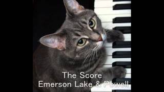 The Score / Emerson, Lake & Powell.