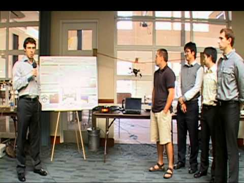 2012 Ohio University EECS School Capstone Projects