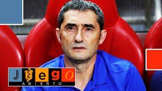 Juego Abierto - Valverde puso en duda a uno de los emblemas del Barcelona