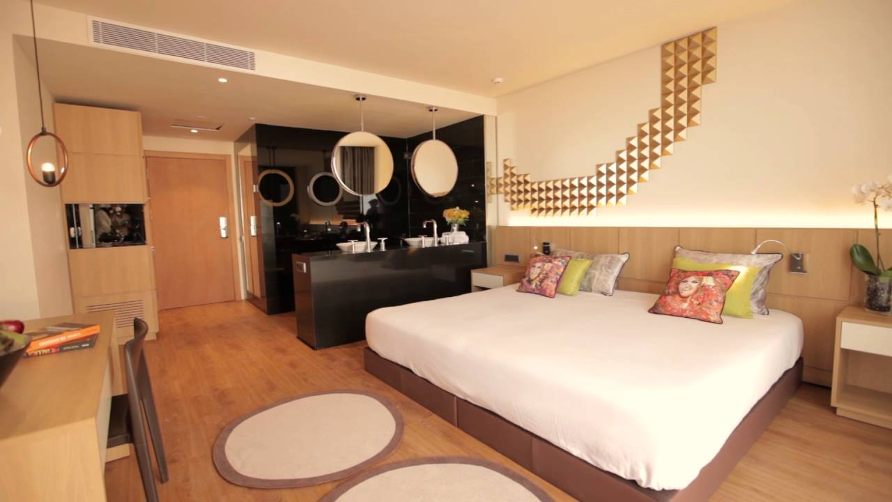 Hard Rock Hotel Tenerife Check Out Your Future Room Youtube