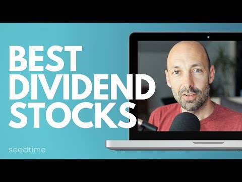 4 best dividend stocks for 2019 (dividend stock investing explained)