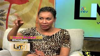 Living with Ess: Susan Wokabi shares her top makeup and beauty tips