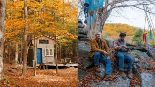 Cabins, Fall Foliage & Fly Fishing