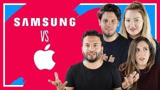 #2 Apple mı Samsung mu? Danla Bilic, Hakkı  Alkan, Tatlıcı, Melodi Elbirliler, Deniz Karasu